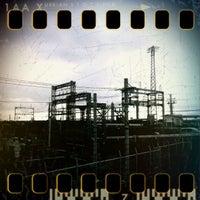 Photo taken at 西鉄 味坂変電所 by GATTACA on 2/19/2012
