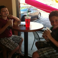 Photo taken at Starbucks by Amy G. on 8/12/2012