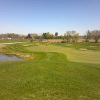 Photo taken at Noble Hawk Golf Club by Isiah D. on 4/7/2012