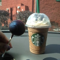 Photo taken at Starbucks by Erika M. on 6/22/2012