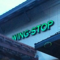 Photo taken at Wingstop by Barbara S. on 2/23/2012