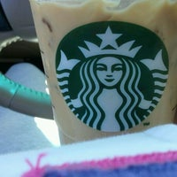 Photo taken at Starbucks by Evelyn T. on 2/20/2012