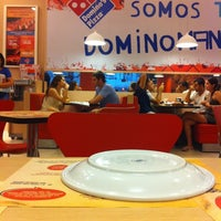 Photo taken at Domino's Pizza by Marcus A. on 8/25/2012