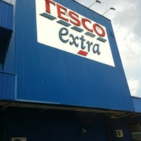 Photo taken at Tesco Extra by Azam Q. on 2/26/2012