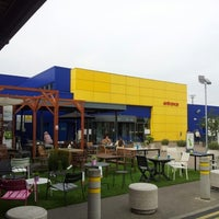 Photo taken at IKEA by Don S. on 9/3/2012