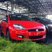 Photo taken at Fiat Jelta by Manoel F. on 7/7/2012