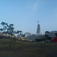 Photo taken at Parque Morelos Bicentenario by Pakito G. on 4/20/2012
