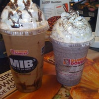 Photo taken at Dunkin' Donuts by Kathi R. on 7/11/2012