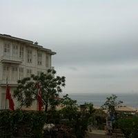 5/13/2012 tarihinde RoSafLoRaziyaretçi tarafından Splendid Palas Hotel'de çekilen fotoğraf