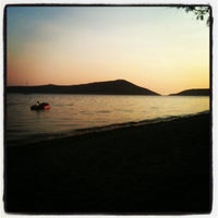Photo taken at Erodios Camping by Sofia F. on 6/23/2012