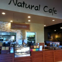 Photo taken at Natural Cafe by Anna A. on 4/21/2012