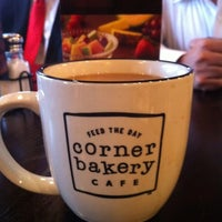 Photo taken at Corner Bakery by Prasath R. on 2/13/2012