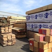 Photo taken at M. Fine Lumber by Scott S. on 3/8/2012