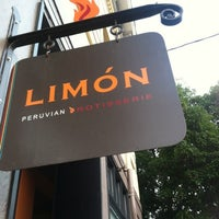 Photo taken at Limón Peruvian Rotisserie by Russell Allen E. on 7/30/2012