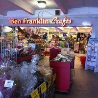 Photo taken at Ben Franklin Crafts by Greg on 9/4/2012