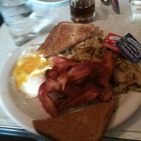 Photo taken at Fred's Diner by Jessica B. on 2/18/2012