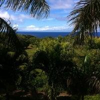 Photo taken at Windward Garden B&B by Todd R. on 6/13/2012