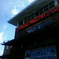 Photo taken at Carolina Brewery & Grill by Chatham EDC on 2/22/2012