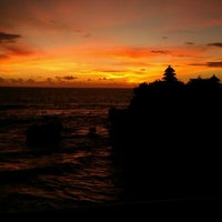 Photo taken at Tanah Lot Temple by Bayu A. on 2/5/2012