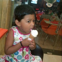 Photo taken at Naturals Ice Cream by Tushar T. on 8/2/2012