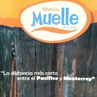 Photo taken at Muelle de al Lado by SUXIGIDI on 8/9/2012