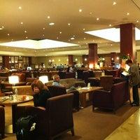 Photo taken at Clayton Hotel Dublin Airport by Keri L. on 8/31/2012
