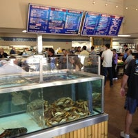 Photo taken at Point Loma Seafoods by Brian W. on 4/20/2012