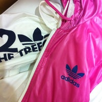 Photo taken at adidas by tierna l. on 6/5/2012
