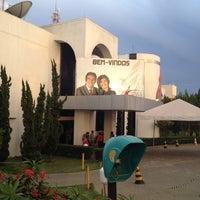 Photo taken at Embaixada Sara Nossa Terra by Diego I. on 4/7/2012