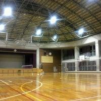 Photo taken at 糸満市立 兼城中学校 by maijun on 6/21/2012