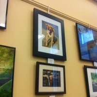 Photo taken at Kimball Public Library by Kip D. on 3/10/2012