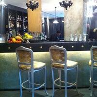 Photo taken at Baglioni Hotel by Alla A. on 3/10/2012
