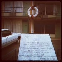Photo taken at National Civil Rights Museum by Joey L. on 4/21/2012