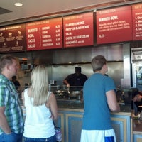 Photo taken at Chipotle Mexican Grill by Keaton K. on 8/18/2012