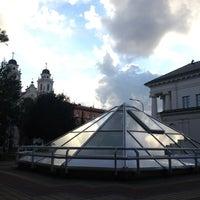 Снимок сделан в Площадь Свободы пользователем Konstantin L. 7/9/2012