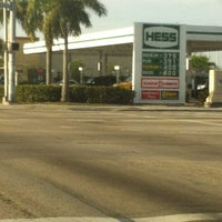 Photo taken at Hess Express by Leslie kixionary J. on 3/20/2012