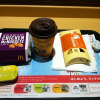 Photo taken at McDonald's by Takumi M. on 5/13/2012