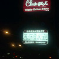 Photo taken at Chick-fil-A by Craig W. on 2/23/2012