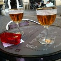 Photo taken at Café de la Mer by Pascal C. on 3/31/2012