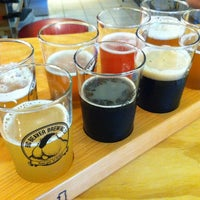 Photo taken at Big Beaver Brewing Co by Jay H. on 8/5/2012