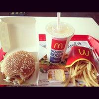 Photo taken at McDonald's by Masya on 7/5/2012