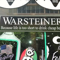 Photo taken at Bierbrunnen Pub by Rebecca K. on 8/4/2012