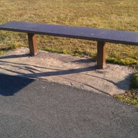 Photo taken at The park bench by John F. on 2/27/2012
