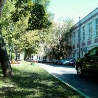 Photo taken at СДЮШОР 33 by Vita K. on 7/30/2012