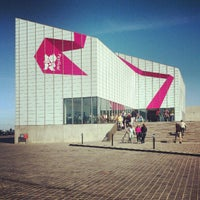 Photo taken at Turner Contemporary by Bradley M. on 9/13/2012