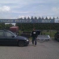 Photo taken at Auto Naprawa Roman Janus by Pawel J. on 6/8/2012
