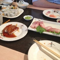 Photo taken at Toyama Japanese Resturant by Scott S. on 7/3/2012
