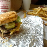 Photo taken at Five Guys by Jeremy on 9/5/2012