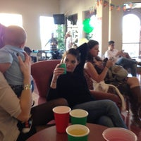 Photo taken at Adrians Baby Shower by SuperC on 3/4/2012