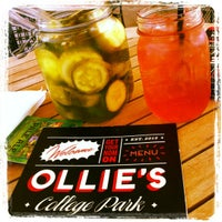 Photo taken at Ollie's Public House by Dani O. B. on 6/29/2012